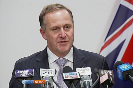 Prime Minister John Key will visit Australia this week
