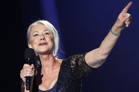 Dame Helen Mirren (Reuters)