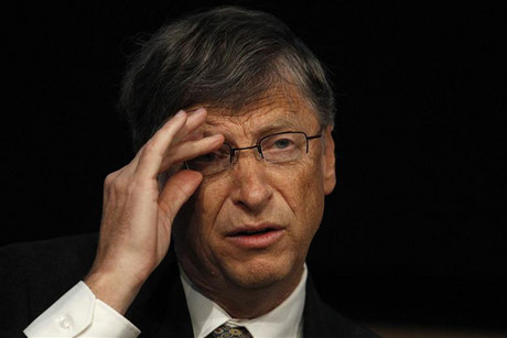 Microsoft founder Bill Gates (Reuters)