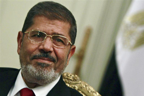 Newly elected Egyptian president Mohammed Morsi  (Photo: Reuters)