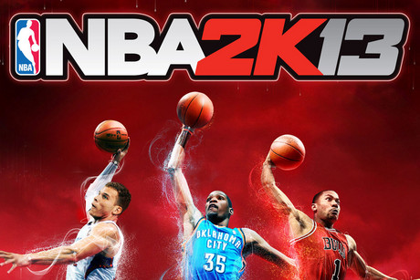 Cover of NBA 2K13