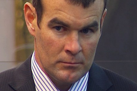 Ewen Macdonald, pictured here at his murder trial at the High Court in Wellington