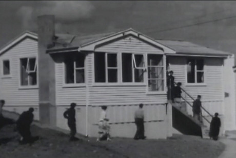 More people owned their own home in the 1960s (Archives NZ)