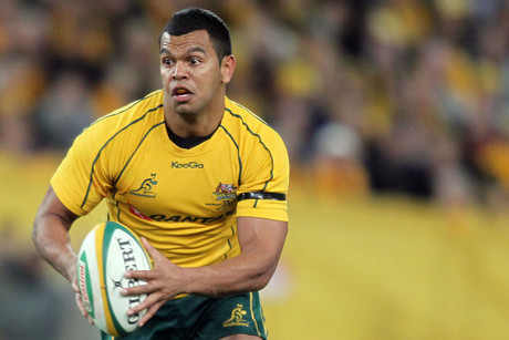 Kurtley Beale (Photosport file)