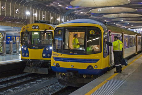 The Green Party approves of the Auckland city rail loop project