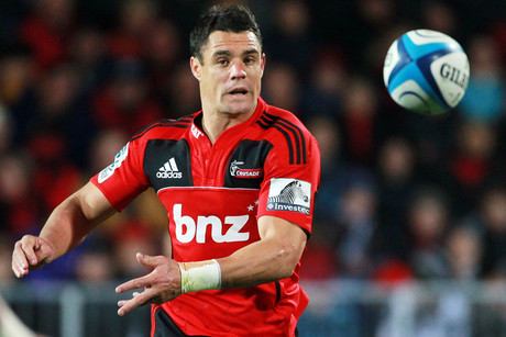 Dan Carter (Photosport file)