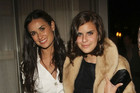 Demi Moore and Talullah Willis