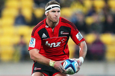 Crusaders Kieran Read (Photosport file)