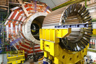 The Large Hadron Collider (LHC) at CERN (Reuters)