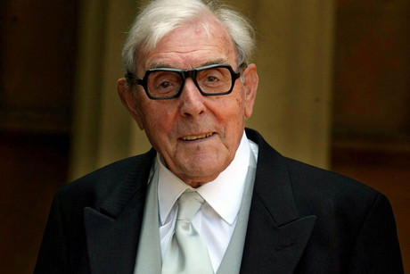 Eric Sykes in 2005 (Reuters)