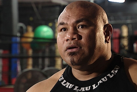 David Tua is sorting out his life then getting ready for a comeback to the ring