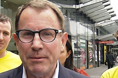 ACT Party leader John Banks