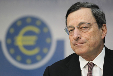 Mario Draghi, President of the European Central Bank (Reuters)
