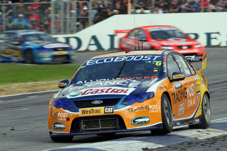 Davison currently trails Whincup by 38 points