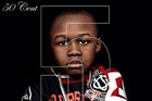 The cover to 50 Cent's new album 5