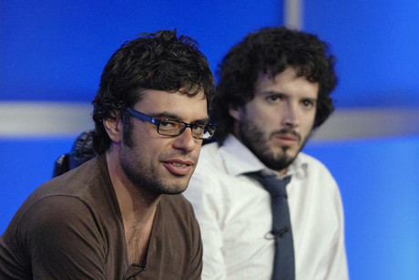 Jermaine Clement and Bret McKenzie (Reuters)