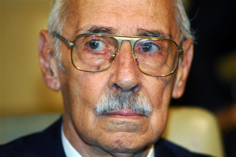 Former Argentine dictator Jorge Rafael Videla (Reuters)