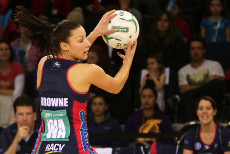 Vixens' Madison Browne (Photosport file)