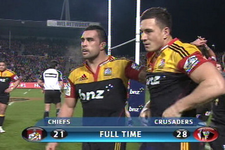 The look on SBW's face says it all