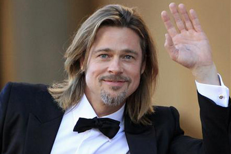 Brad Pitt is a firm supporter of President Obama  (Photo: Reuters)