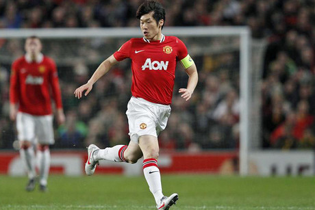 Manchester United's Park Ji-Sung (Reuters)