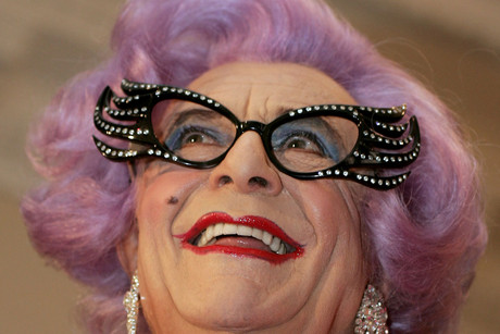 Dame Edna Everidge (Reuters)