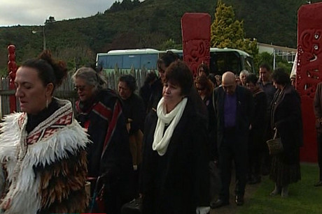 About 200 hundred Maori from across the country are attending the Waitangi Tribunal hearing