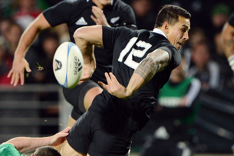 Sonny Bill Williams (Photosport)