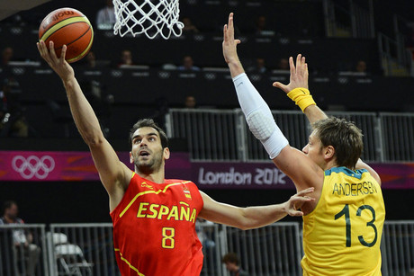 Spain were too hot for Australia to handle (AAP)