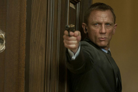 Still from Skyfall