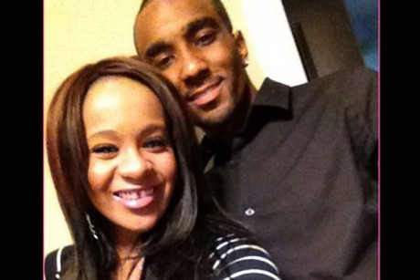 Bobbi Kristina Brown and Nick Gordon (Twitter.com)