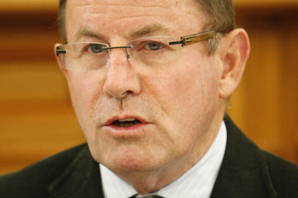 ACT MP John Banks