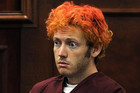 James Holmes in court last month  (Reuters)