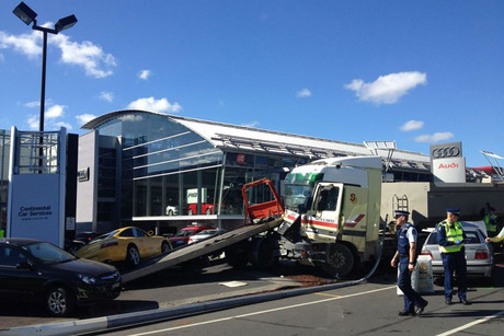 The accident occurred in the Auckland suburb of Epsom (Photo: David Farrier)
