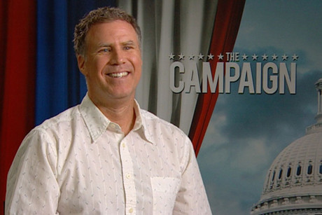 The Campaign star Will Ferrell