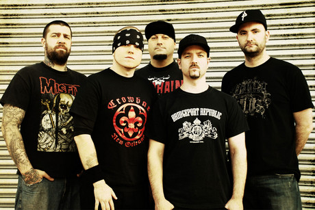 "Hatebreed say their music ""brings people of all races together all over the world"""