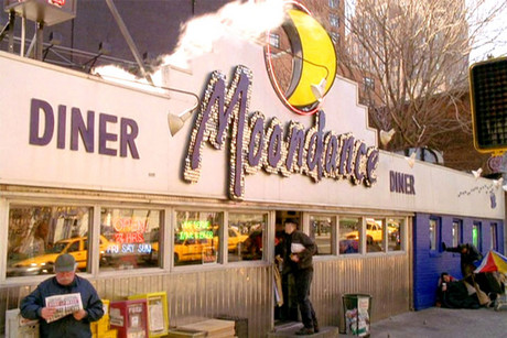 The Moondance Diner in New York