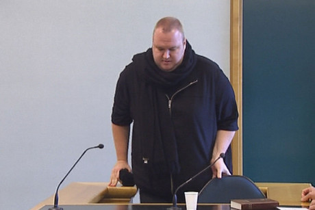 Police say Dotcom presented himself as a gangster