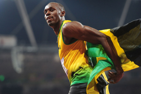 Usain Bolt (Reuters)