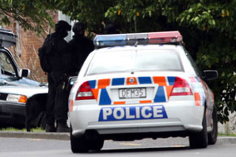 Armed Offenders Squad members were called to a house in Invercargill (file pic)