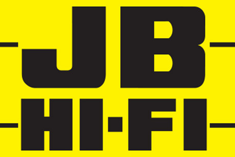 JB Hi-Fi's local sales have climbed