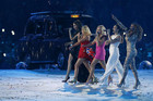 The Spice Girls (Reuters)