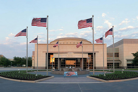 The Geroge Washington Library at Texas A&amp;M University