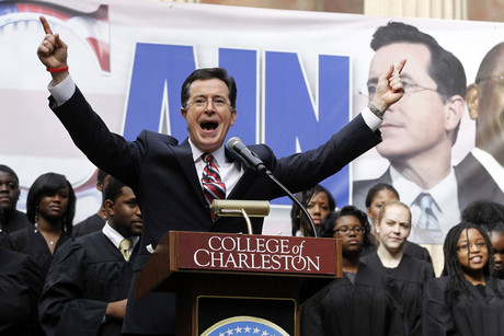 Stephen Colbert (Reuters)