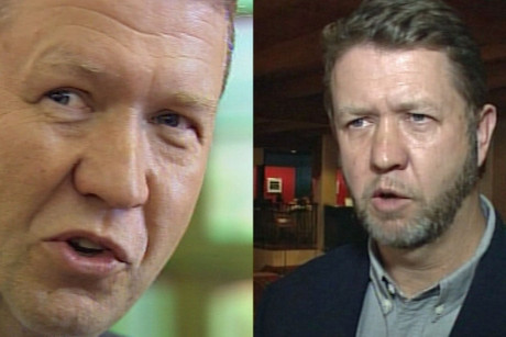 David Cunliffe  now and then
