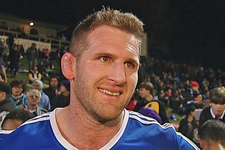 All Black Kieran Read