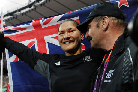 Valerie Adams (Photosport file)