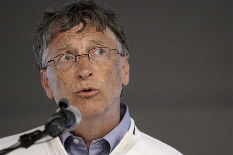Bill Gates, co-founder of the Bill and Melinda Gates Foundation (Reuters)