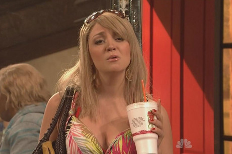 Abby Elliott on Saturday Night Live