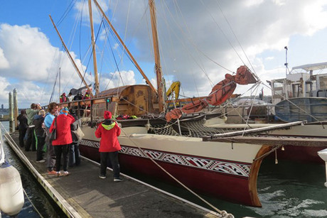 The Waka Tapu expeditions sets off today (Photo: Imogen Crispe)